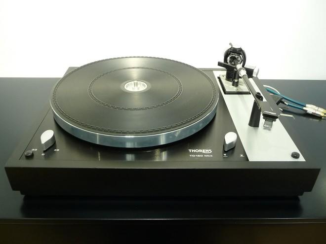 Thorens TD 160 MKII-1