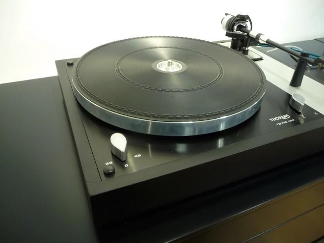 Thorens TD 160 MKII-2