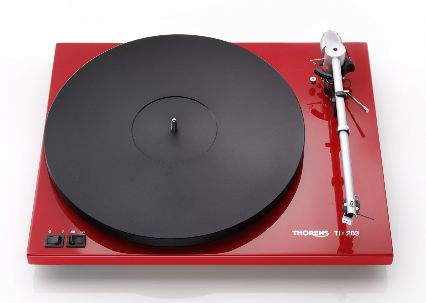 Thorens-TD-203-red-1