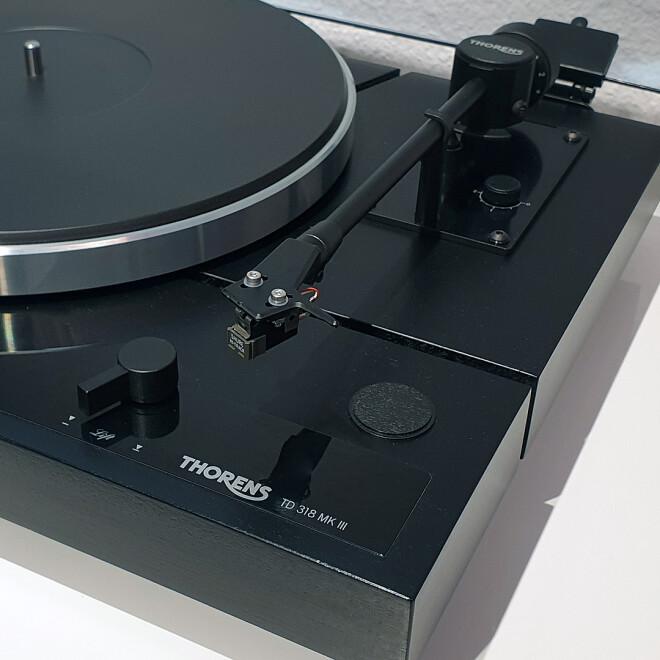 Thorens TD 318 MK III