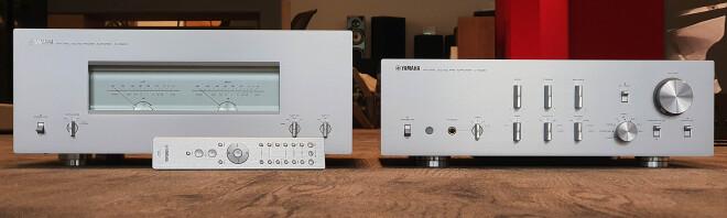 Yamaha C-5000 und Yamaha M-5000
