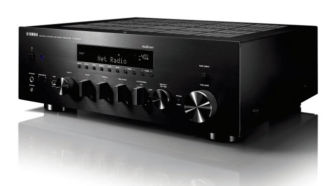 Yamaha R-N803D schwarz