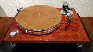 Acoustic Solid 111 Bubinga Audio Creativ Edition