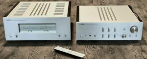 Yamaha C-5000 und M-5000
